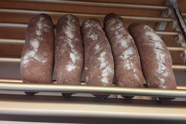 Αρτοποιείο Λαμβάκης- Ολικής αλέσεως ψωμί