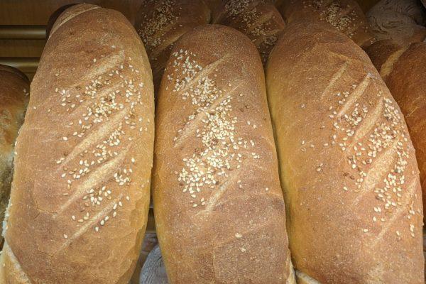 αρτοποιείο λαμβάκης-χωριάτικο σουσαμένιο
